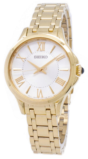 Seiko Quartz SRZ528P SRZ528P1 SRZ528 Analog Women's Watch
