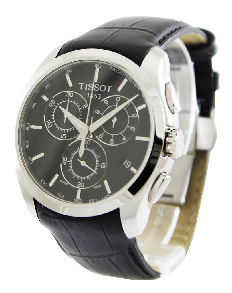 Tissot Couturier Quartz Chronograph T035.617.16.051.00 T0356171605100 Men's Watch