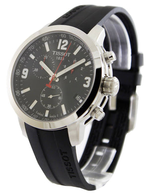 Tissot T-Sport PRC 200 Chronograph T055.417.17.057.00 T0554171705700 Men's Watch