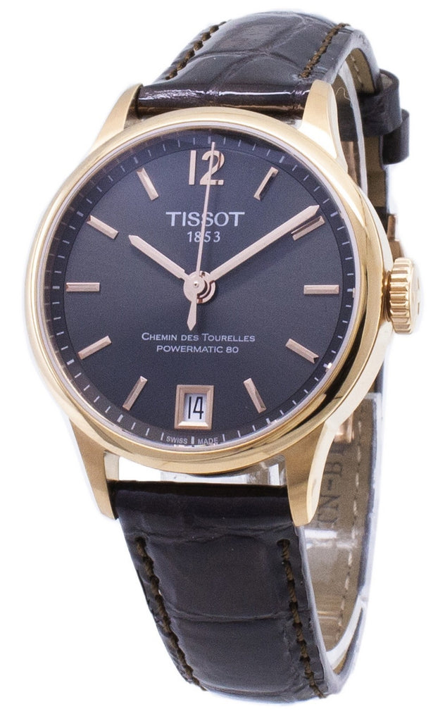 Tissot T-Classic Powermatic 80 T099.207.36.447.00 T0992073644700 Automatic Women's Watch