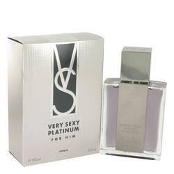Very Sexy Platinum Eau De Cologne Spray By Victoria's Secret