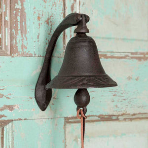 Logan Dinner Bell with Bracket