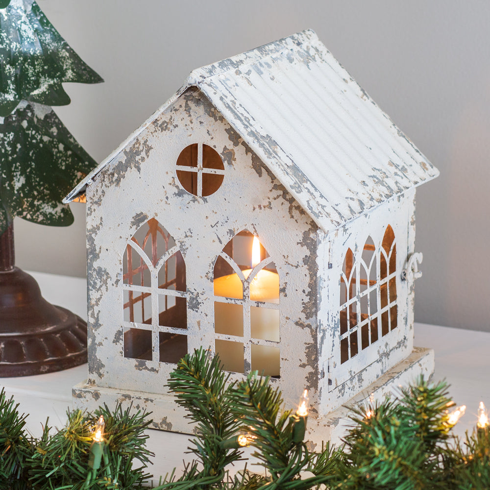 Small Cottage Lantern