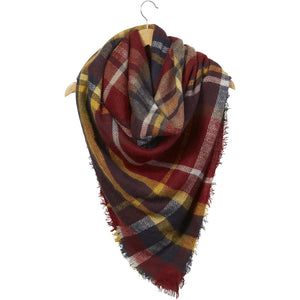 Ruby Blanket Scarf 810414