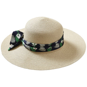 Lady In Green Cape Cod Floppy Hat 810757