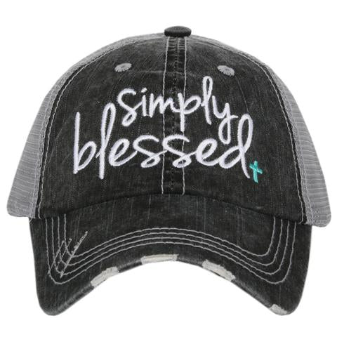 Simply Blessed - Blue