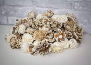 Sola Wood Flowers - Woodland Assortment