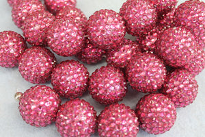 22mm Rhinestone Ball RB20