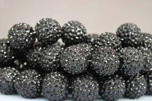 22mm Rhinestone Ball RB26