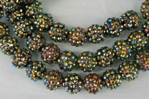 12mm Rhinestone Ball RB37