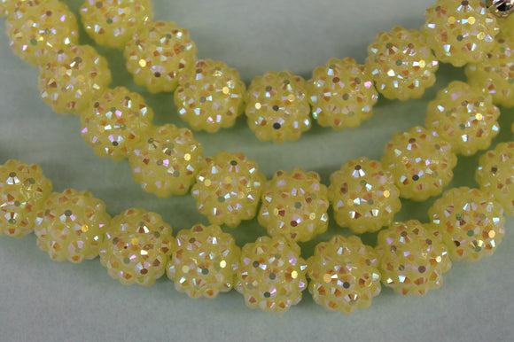12mm Rhinestone Ball RB38