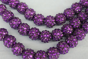 12mm Rhinestone Ball RB41