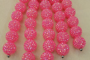 22mm Rhinestone Ball RB7