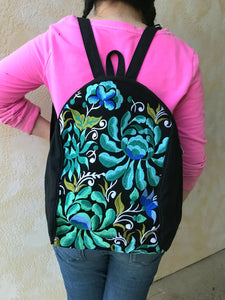 Embroidered Backpack EP73