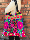 Embroidered Tote T5