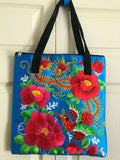Embroidered Tote T2