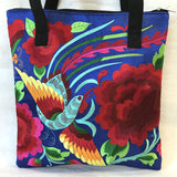 Embroidered Tote T3
