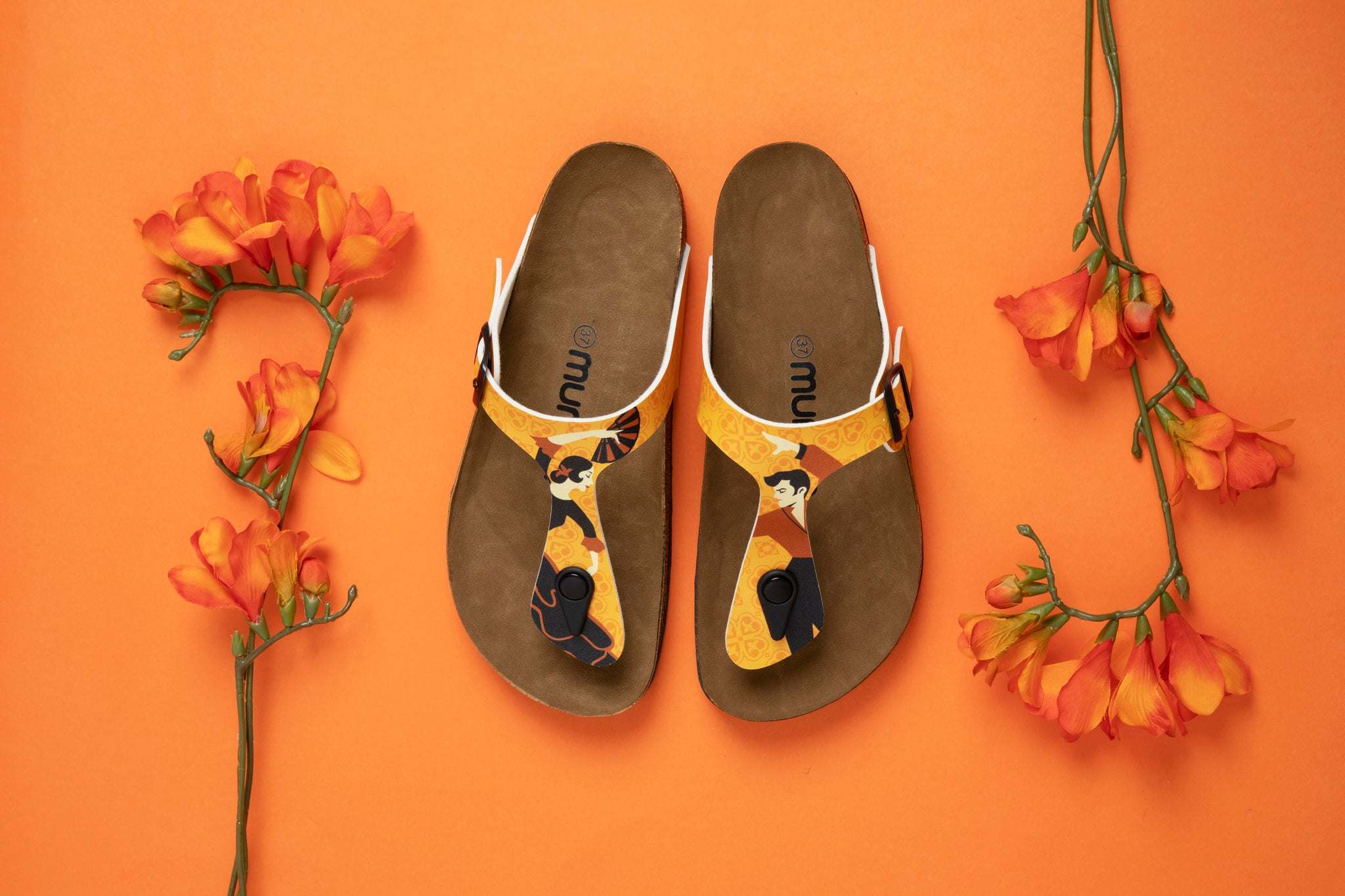 sandalias flamenco mumka shoes