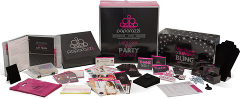 Paparazzi Jewelry $99 Large home Party Kit