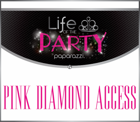 Paparazzi Life of the Party Pink Diamond