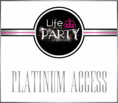 Paparazzi Life of the Party Platinum