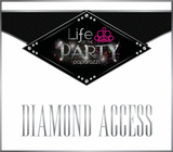 Paparazzi Accessories Life of the Party Diamond acess
