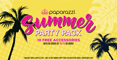 Paparazzi Summer Party Packs