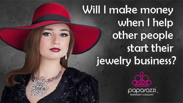 Will I make money with I help other people start their jewelry business?