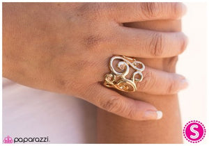 A Twist of Fate - Paparazzi ring