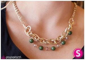 A Walk in the Forest - Paparazzi necklace