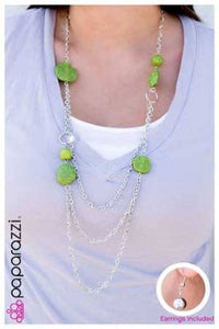Green for Glory - Paparazzi necklace