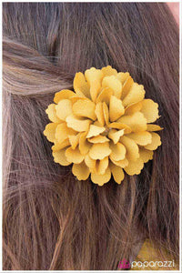 Simply Sunshine - Paparazzi Accessories hair clip