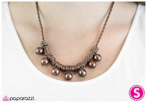 Lucky Strike - Paparazzi necklace