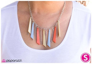 Can you Dig It - Paparazzi necklace