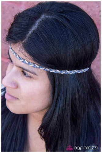 Simply Braided - Paparazzi Accessories Hippie Headband