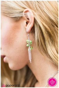 Delicate Desire - Paparazzi earrings