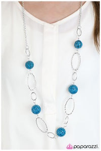 Having a Ball - Paparazzi necklace