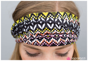 Zig and Zag - Paparazzi headband