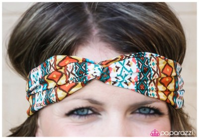 Going Tribal - Paparazzi hippie headband