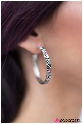 A Cause for Celebration - Paparazzi earrings