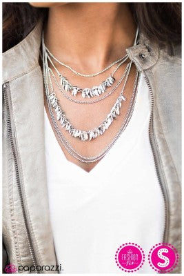 A Craving for Chaos - Paparazzi necklace