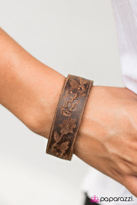 A Hawaiian Welcome - Paparazzi bracelet