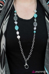 A-MASON Grace - Paparazzi lanyard necklace