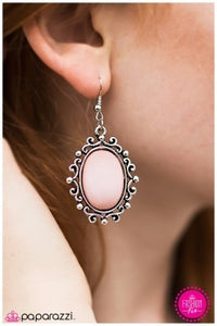 A Night at the Opera -Paparazzi Earrings