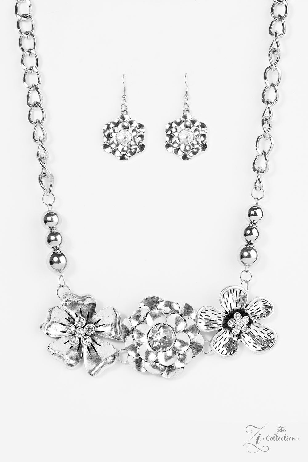 Abloom - Zi Collection - Paparazzi necklaces