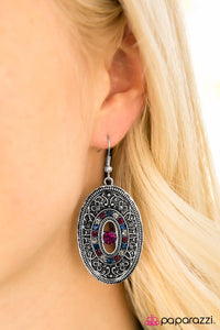 After Ever After - Multi - Paparazzi earrings