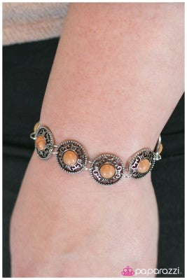 Always in Fashion - yellow - Paparazzi bracelet