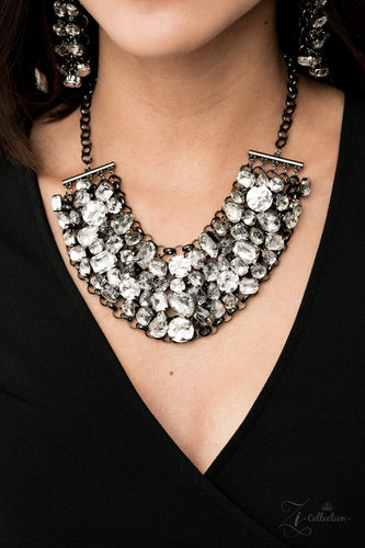 Ambitious - Paparazzi Zi Collection necklace