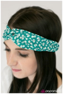 And They All Fall Down - Paparazzi headband