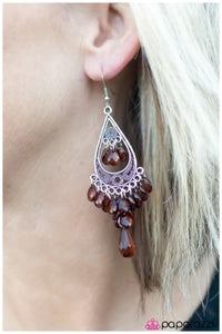 At Twilight - Paparazzi earrings